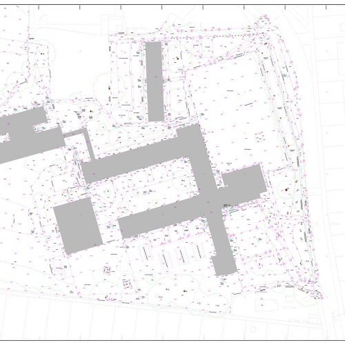 topographical survey CAD