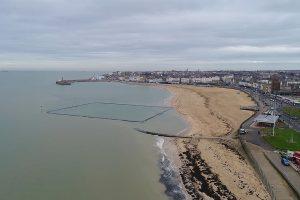 Beach drone survey case study