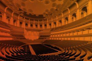 BIM models Albert Hall