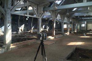 architectural laser scanning