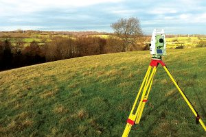 Topographical measurements