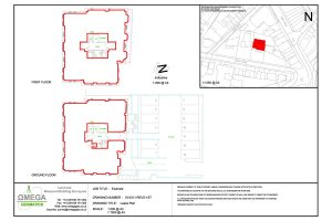 building lease plan drawing
