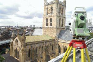Measured Building Survey church