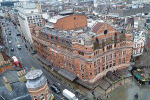 Measured Building Survey Charing Cross Road, London