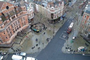 utility tracing survey in London