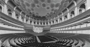 Imaging of the Royal Albert Hall