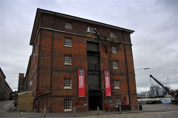 Chatham Historic Dockyard's Fitted Rigging House wins top RIBA award